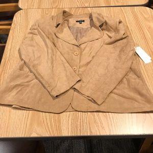 Woman's Notations Jacket